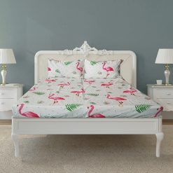 Cearceaf de pat cu elastic