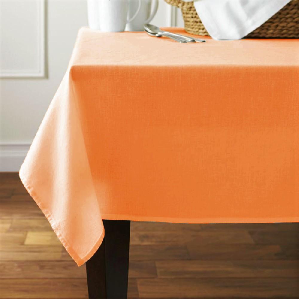 Fata de masa 160x180cm Primavera - portocaliu