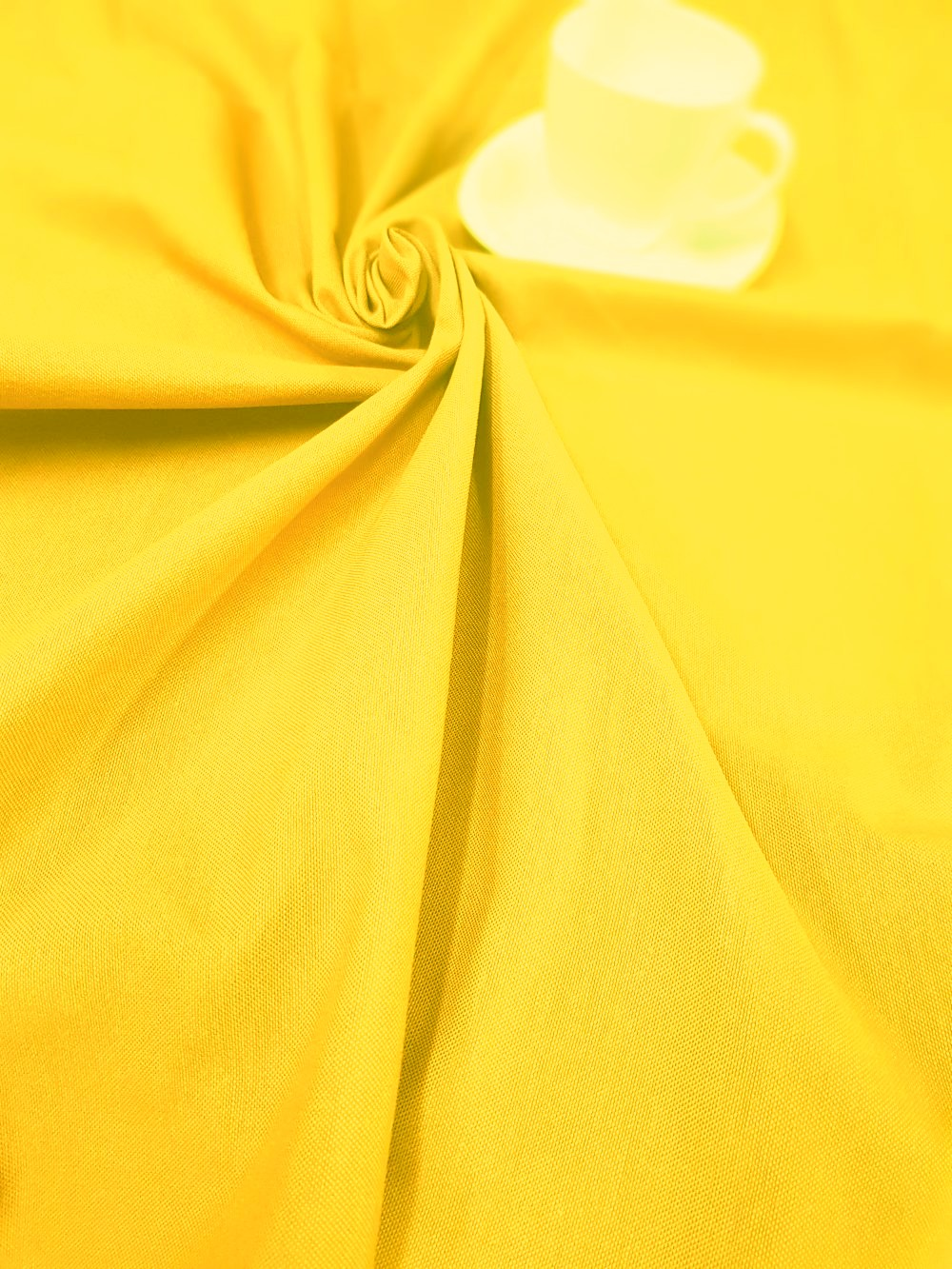 Fata de masa 180x180cm Primavera - galben