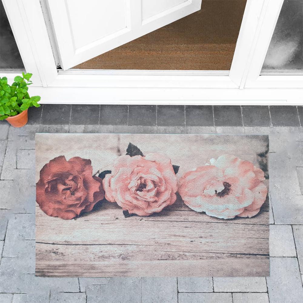 Covor de intrare - Welcome - 43x70cm -014